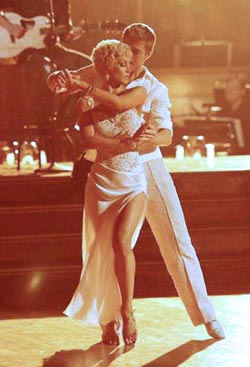 Dancing with the Stars Bolero Dance