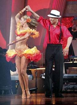 Merengue and Salsa Dancing
