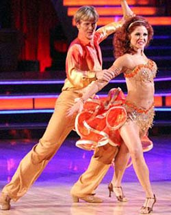 dwts Samba on Dancing with the Stars
