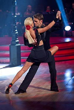 Dancing with the Stars Tango