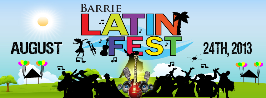 Barrie Latin Fest – Aug 24