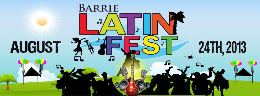 Barrie Latin Fest – Aug 24