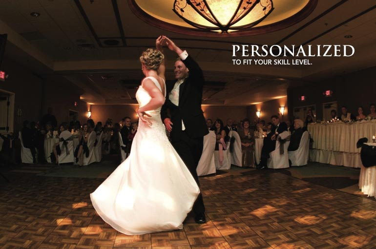 Learn choreography for your wedding dance in Barrie